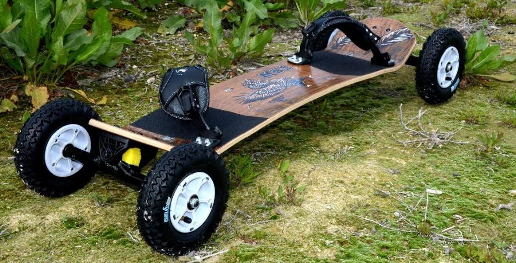 Photo mountainboard